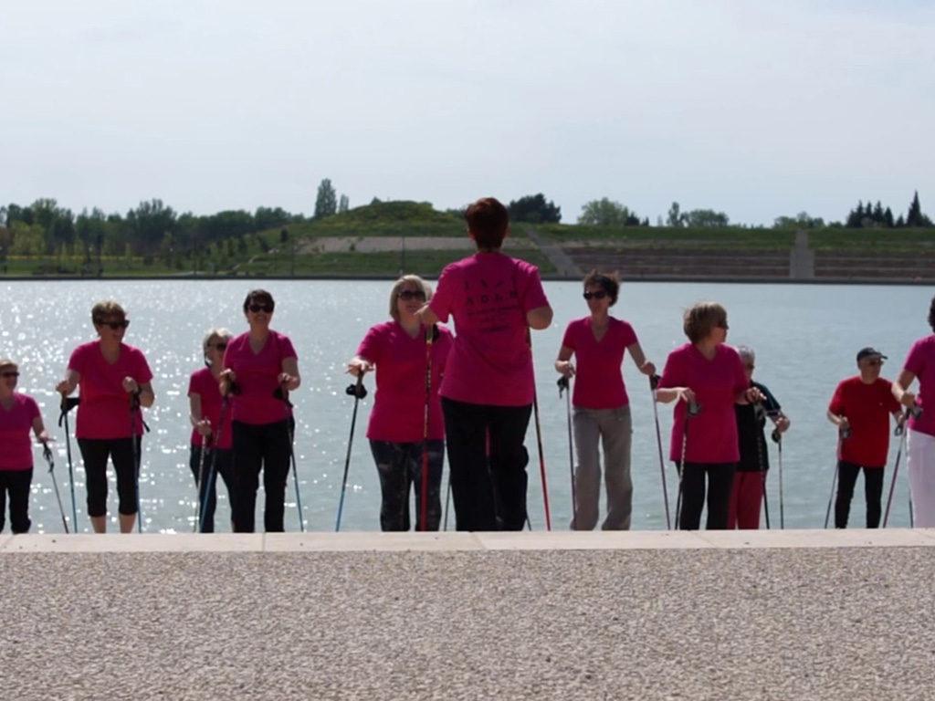 Sport au lac