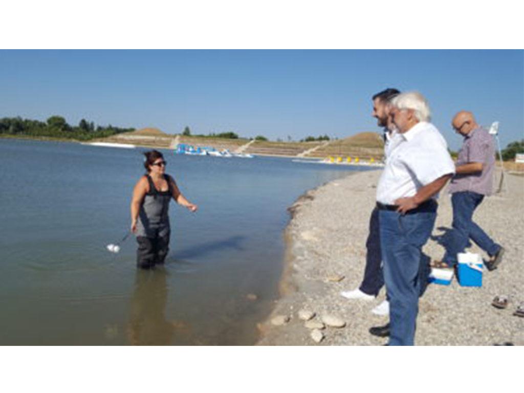 Qualité sanitaire de l'eau